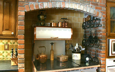 Kitchen Alcove