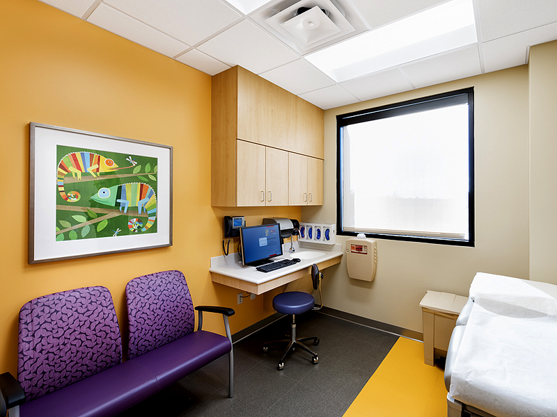 Healthcare Specialties Dalton Interiors