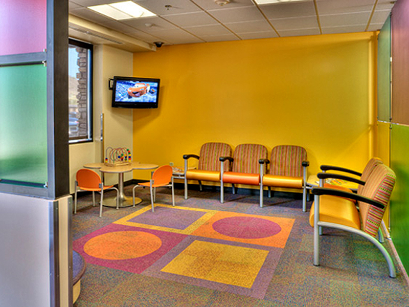 Healthcare Specialties | Dalton Interiors